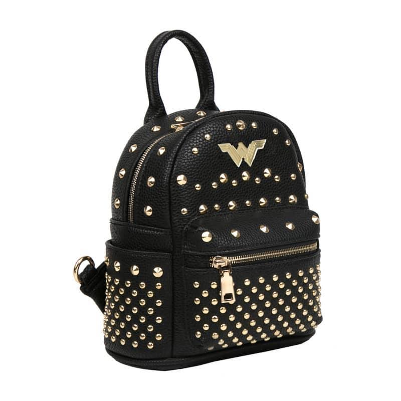 Wonder Woman Leather Punk Shoulder Sling Bag